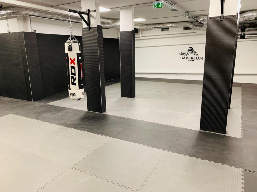 ouverture du centre d'entrainement www.imperium-fight.com