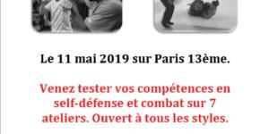 1er Challenge FKMDS self-defense et combat