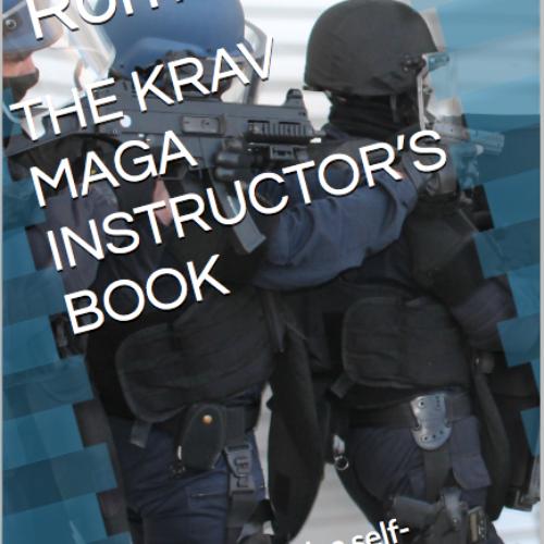 krav maga instructor's book