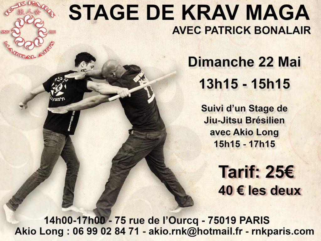 Stages de Krav Maga : nos expériences passées